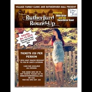 Rutherfurd Hall Concert